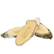 Decorative wood slices & bark