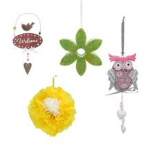 Decoration for hanging