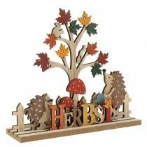 Decorative items for autumn