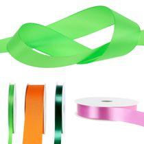 One color decorative ribbon