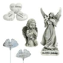 Grave decorations