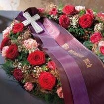 Wreath ribbons and sash