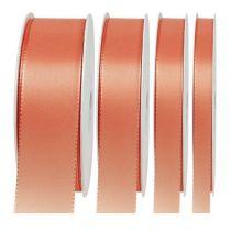 Gift and decoration ribbon 50m apricot
