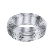 Aluminum wire 1mm 500g silver