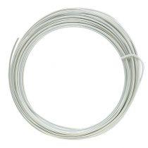 Aluminum wire 2mm 100g cream