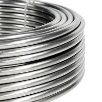 Aluminum wire 5mm 1kg silver