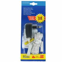 Battery adapter white 3m 3V 2 x AAA