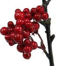 Berry branch red 50cm 4pcs