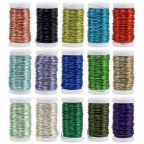 Binding wire, craft wire, enamelled wire Ø0.50mm 50m 100g