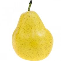 Artificial fruit, decorative pear yellow, artificial fruit, decorative fruit