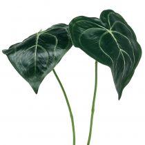 Leaf caladium 32cm 2pcs