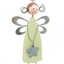 Flower fairy with tree legs, spring, little elves with flower, decoration hanger flower elf 3pcs
