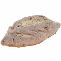 Artificial bread 23x11cm