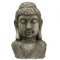 Buddha head H55cm