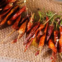 Chillies red short chilli 250g