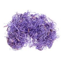 Curly moss light purple 350g