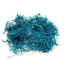 Curly moss turquoise 350g