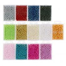 Decorative beads Ø8mm 250pcs