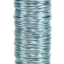 Decorative lacquer wire Ø0.30mm 30g / 50m ice blue