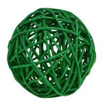 Deco balls sort. Green 7cm 18pcs
