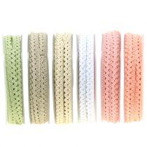 Deco ribbon lace 9mm 20m
