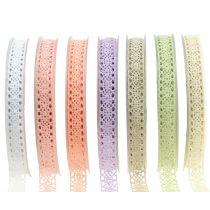 Deco ribbon lace 16mm 20m