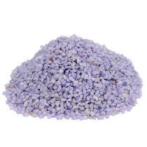 Decorative granulate lilac 2mm - 3mm 2kg