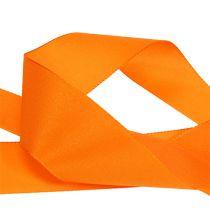 Gift and decoration ribbon 40mm x 50m orange