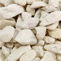 Decorative stones 9mm - 13mm 2kg cream