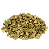 Decorative stones 9mm - 13mm 2kg yellow gold