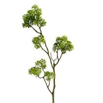 Decorative branch green 80cm