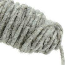 Wick thread 55m gray