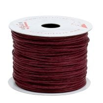 Wire wrapped around 50m Bordeaux