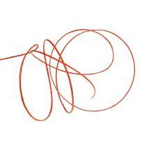 Wire wrapped around 50m of orange