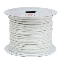 Wire wrapped 50m white
