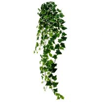 Ivy hanger real-touch green-white 130cm