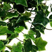Ivy hanger white-green 70cm