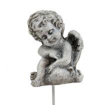 Angel gray as a plug 5cm - 5.5cm 8pcs