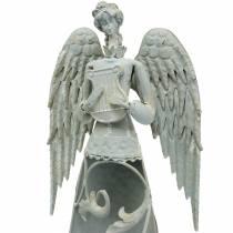 Decorative angel metal 58cm