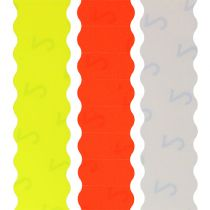 Labels 26x12mm different colors 3 rolls