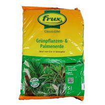 FRUX green plant and palm soil 5l