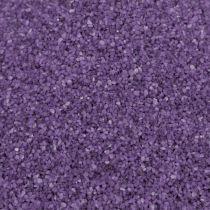 Color sand 0.5mm aubergine 2kg
