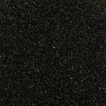Color sand 0.5mm black 2kg
