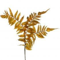 Artificial fern autumn colors 33cm 12pcs