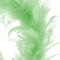 Spring wreath light green Ø15cm 4pcs