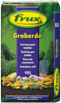 FRUX grave soil (10 Ltr.)