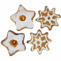 Scattered biscuits star 24pcs