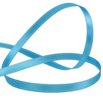 Gift ribbon light blue 6mm 50m