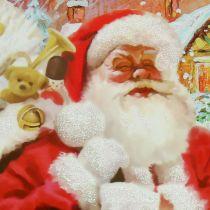 Santa Claus gift bag 24cm x 18cm x 8cm