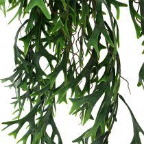 Antler fern bush hanging 84cm